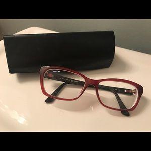32e122cbb69 Fendi Accessories - Fendi frame F1034 red